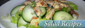 Salad recipe header image