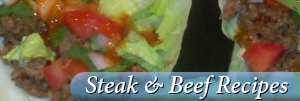 beef and steak header image